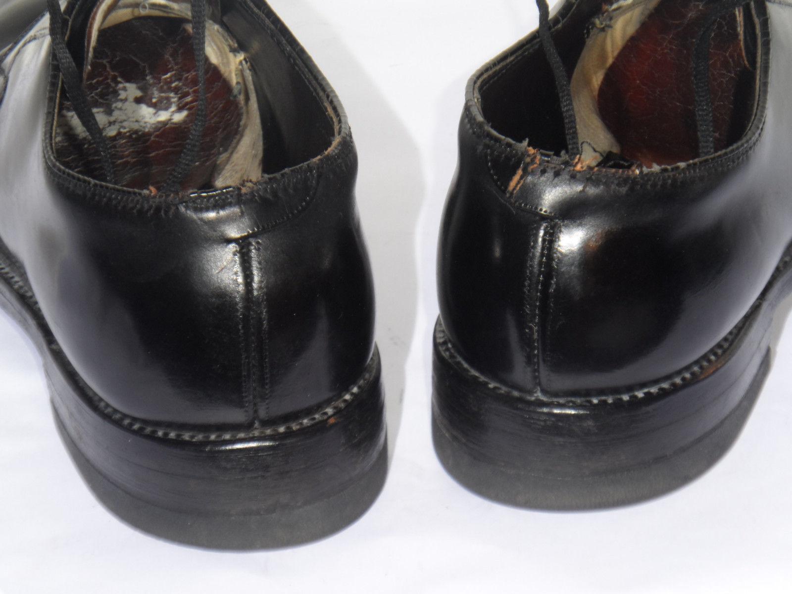 Mens Cordovan Dress Shoes With Vibram Soles