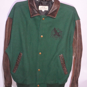Eddie Bauer Varsity Jacket