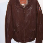 Freightliner Trucks Soft Suede Leather Bomber Jacket