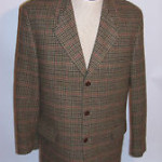 Gap Wool Houndstooth Sport Coat