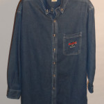 Hard Rock Cafe Denim Shirt