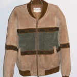 MEN'S SCULLY SUEDE LEATHER JACKET