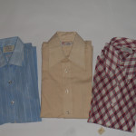 Men's Vintage 1960s Short Sleeve Shirts