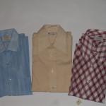 Men's Vintage 1960s Short Sleeve Shirts