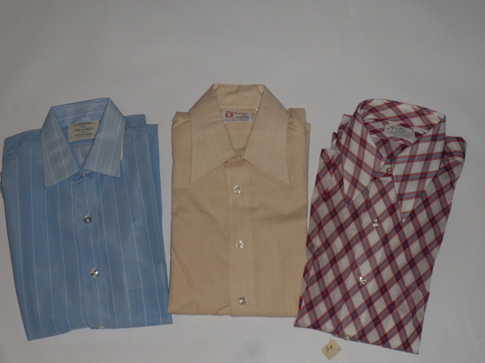 Vintage 1960s Short Sleeve Shirts Classic Vintage Apparel
