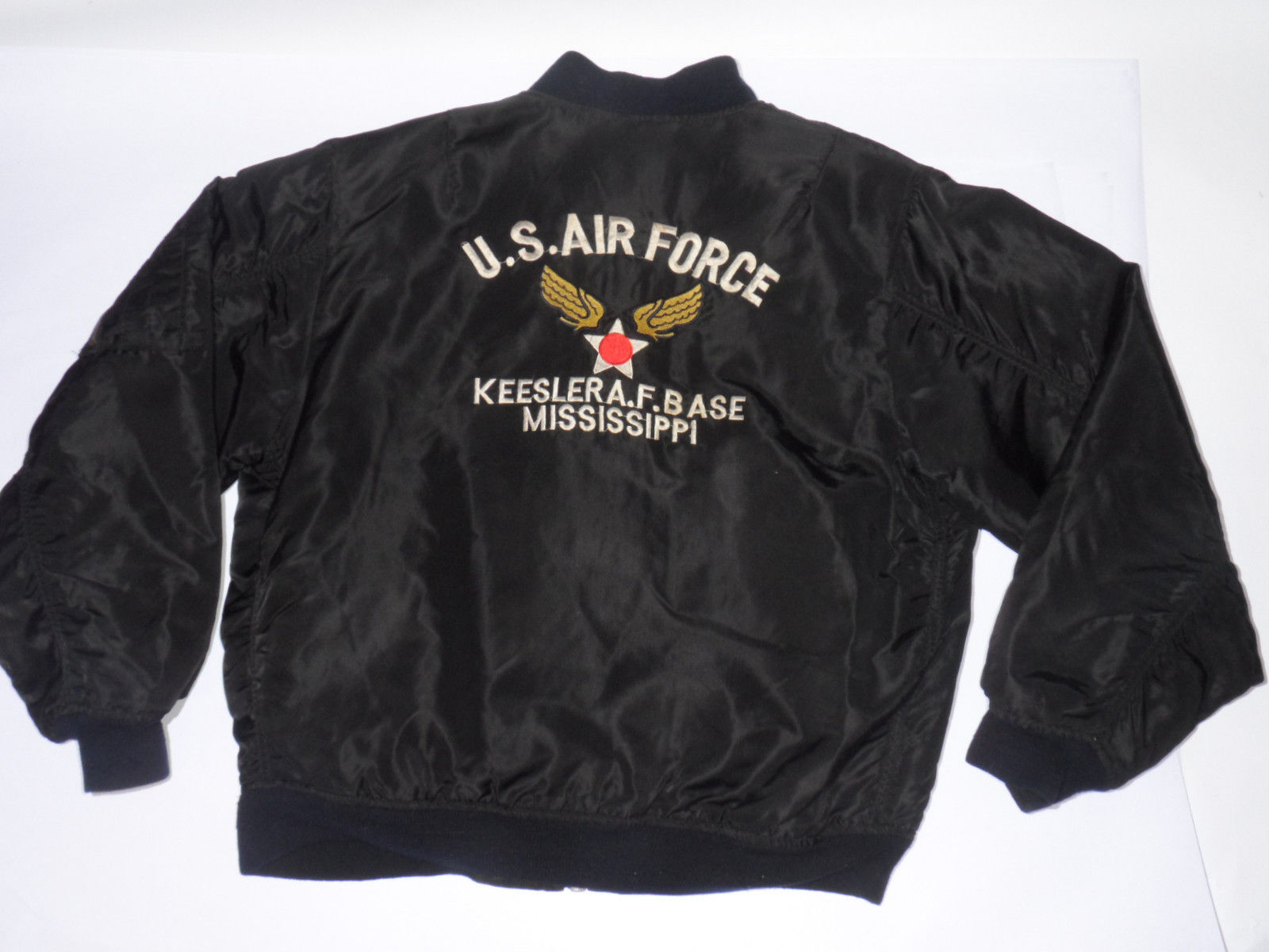 US Air Force Flight Jacket - Great Price - ClassicVintageApparel.com