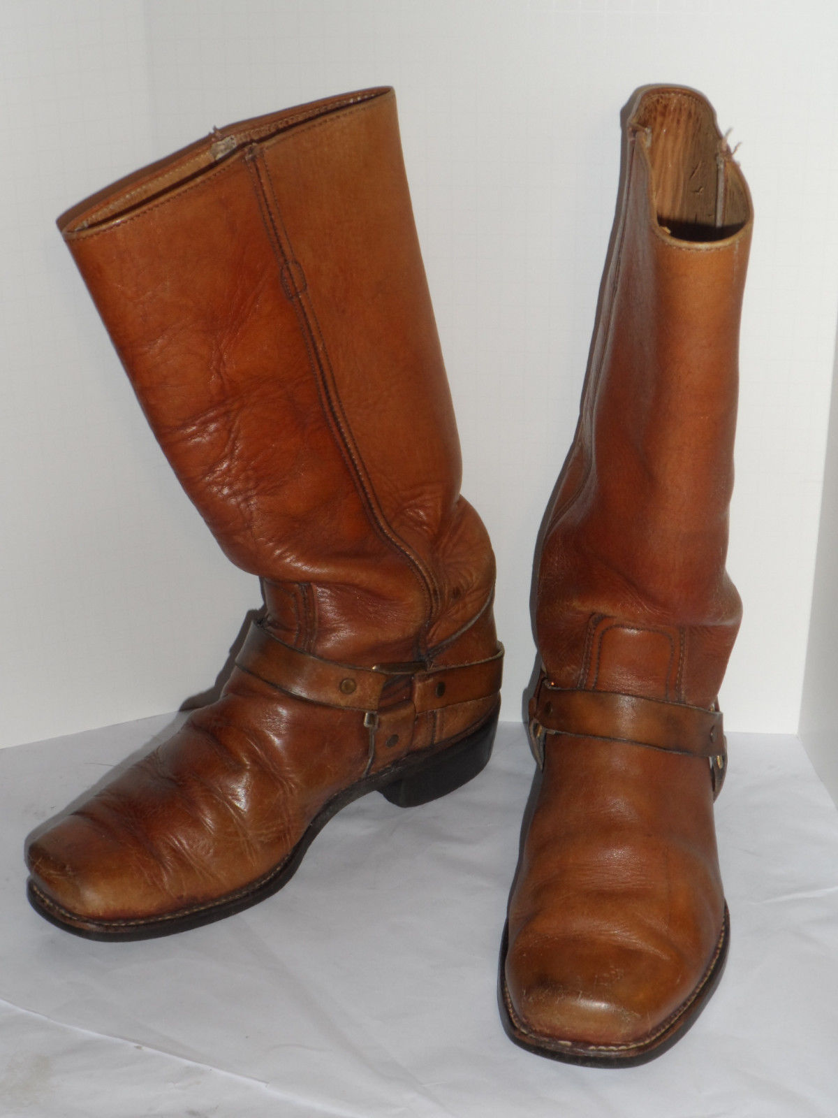 vintage s harness boots classic vintage apparel