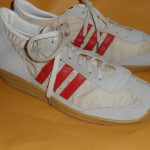 Vintage 1969 High School Track Shoes