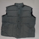 Vintage Down East Down Filled Puffy Vest
