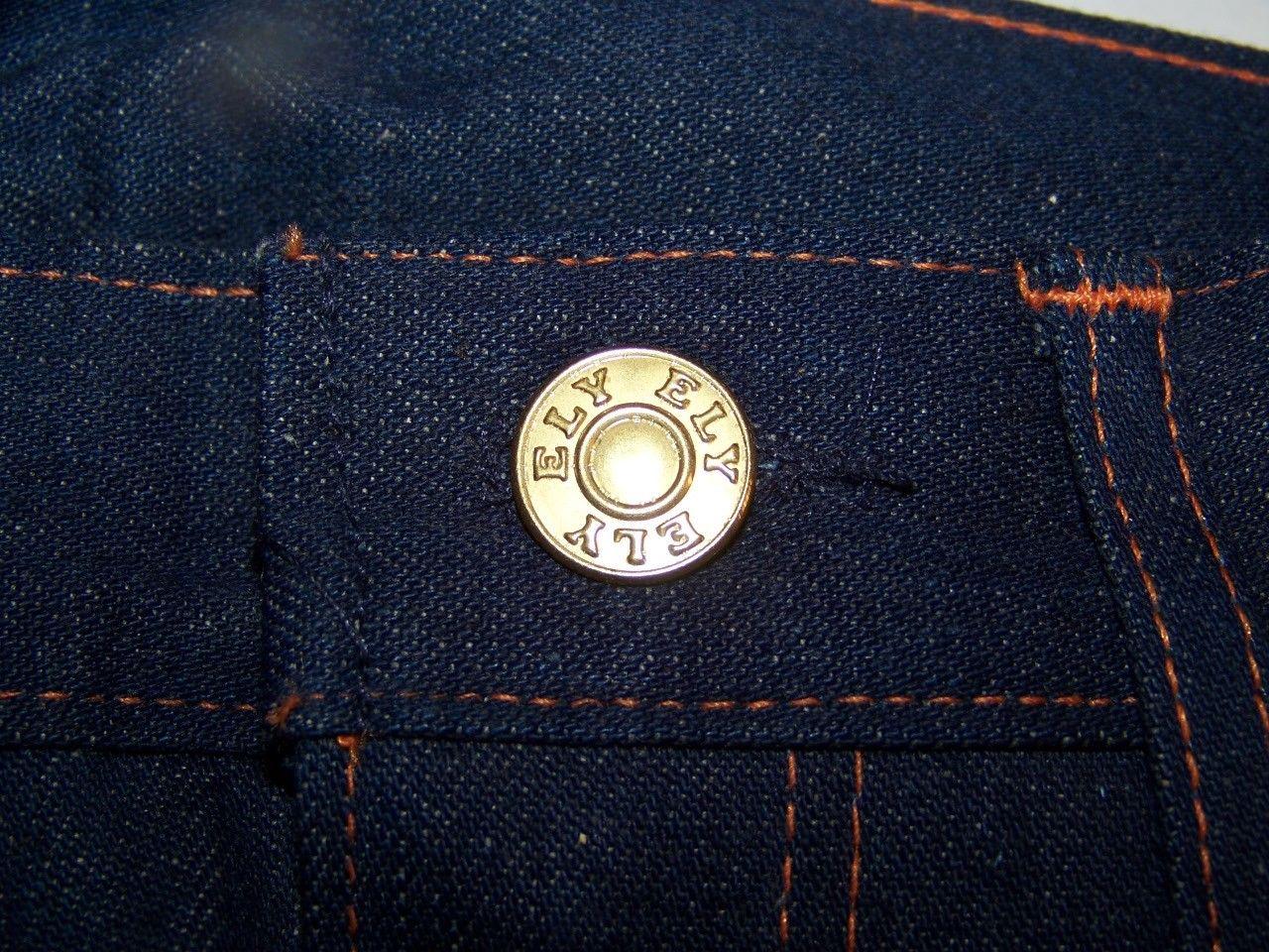 Ely Denim Painter Jeans   Classic Vintage Apparel