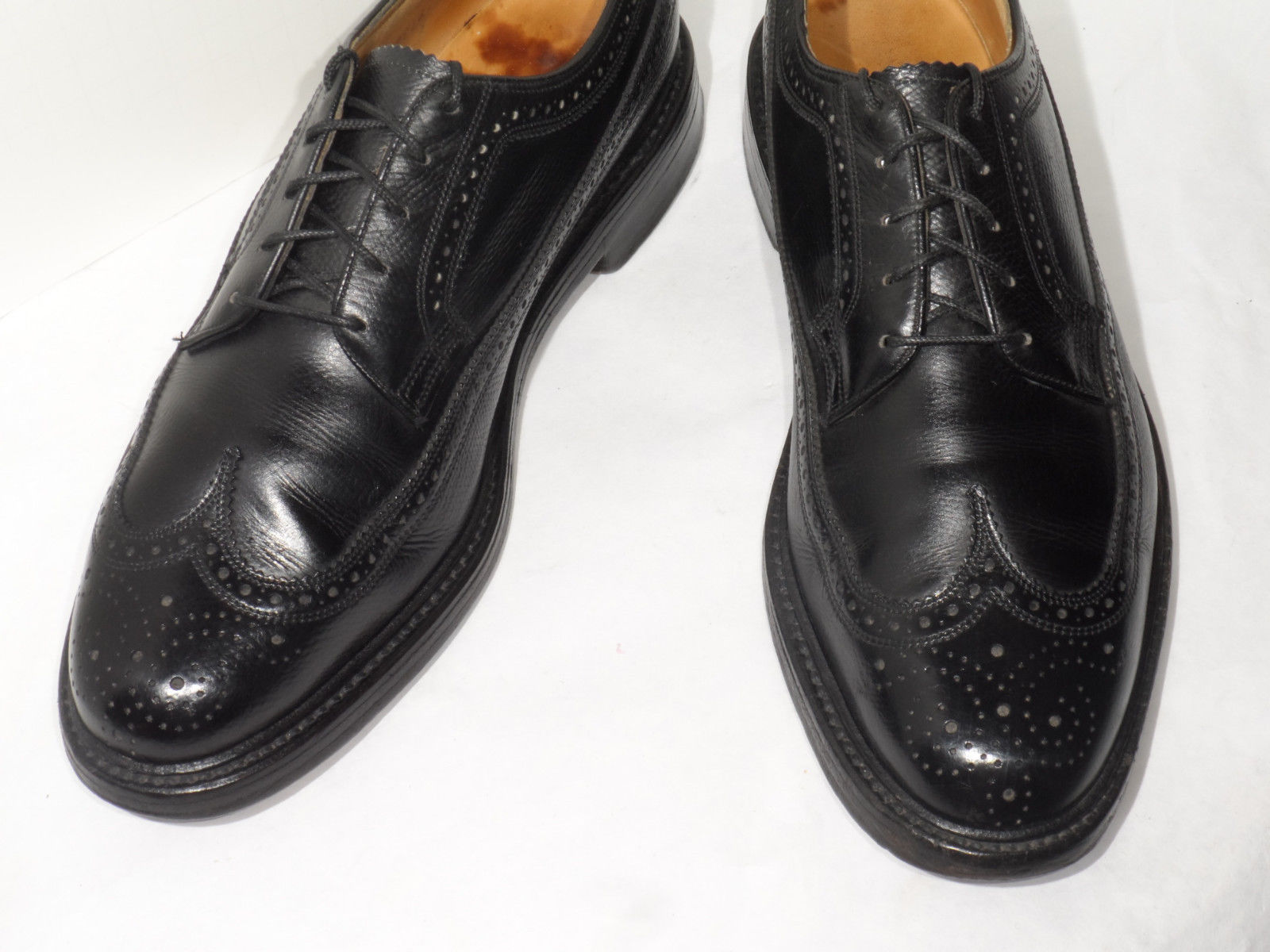 Florsheim Imperial Leather Shoes | Classic Vintage Apparel