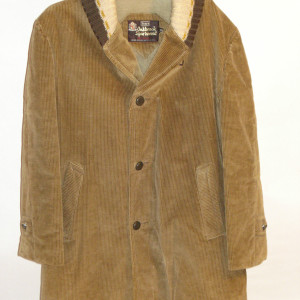 Vintage Sears Men's Corduroy Car Coat Size 40 | Classic Vintage ...