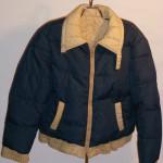 Vintage Men's Puffer Jacket