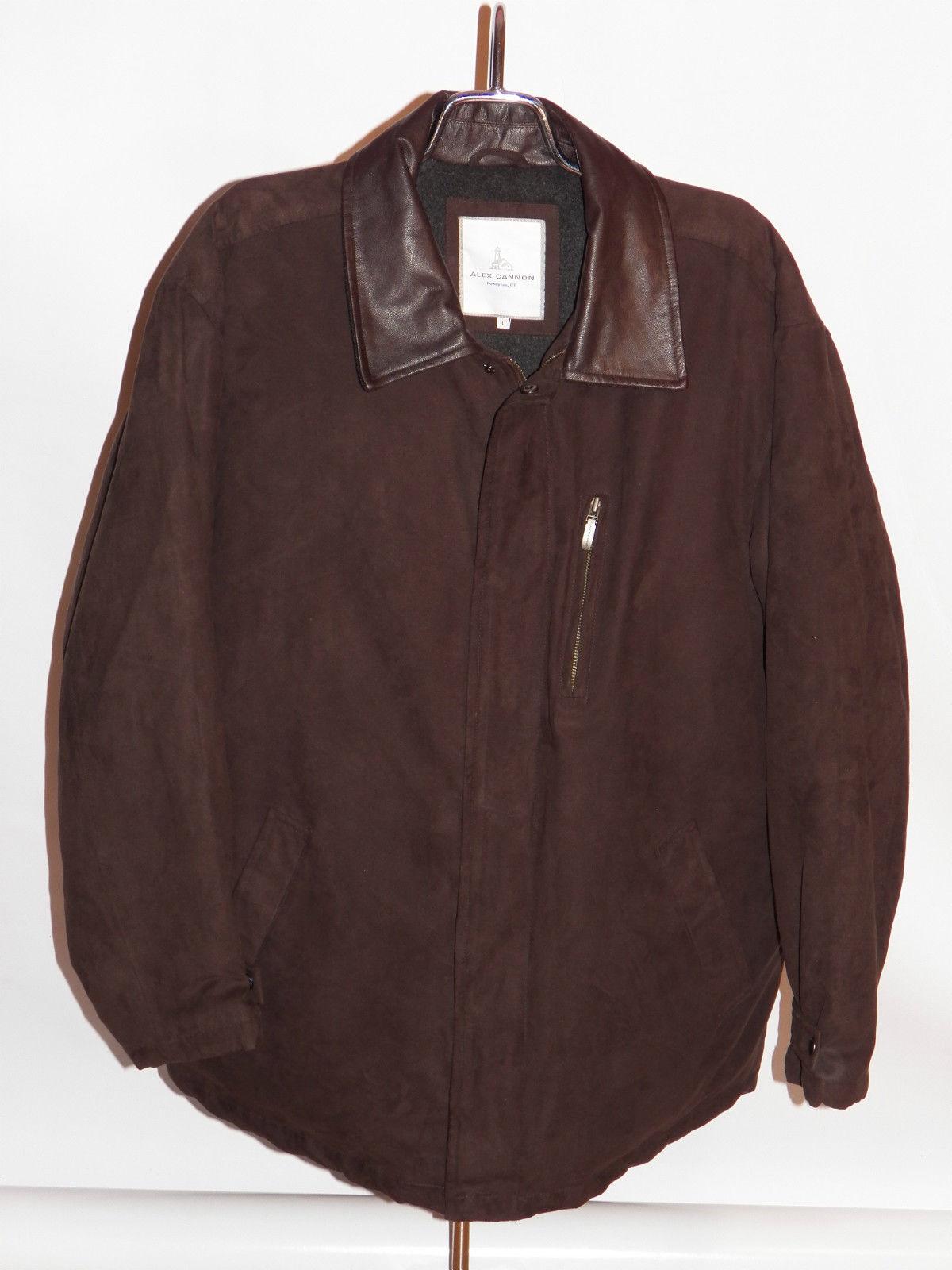 Mens Alex Cannon Down Car Coat | Classic Vintage Apparel