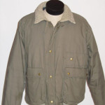Men's Vintage 1980s Abercrombie and Fitch Coat