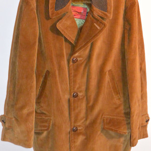 Vintage Sears Corduroy Car Coat | Classic Vintage Apparel