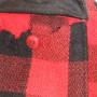 Vintage Mens 1950s LL Bean Plaid Shirt pocket 2