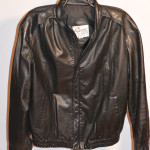 Mens Vintage Remy Leather Jacket