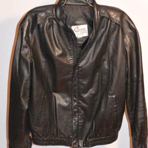 Mens Vintage Remy Leather Jacket