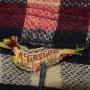 Mens Vintage McGregor Plaid Wool Jacket tag